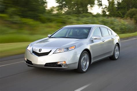2009 acura tl review top speed