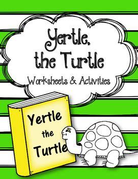 yertle turtle worksheets activities dr seuss read america