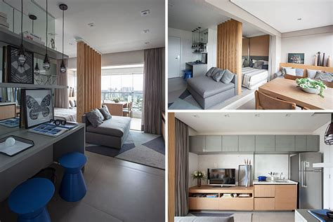small apartment efficient limited space thoughtful interior design