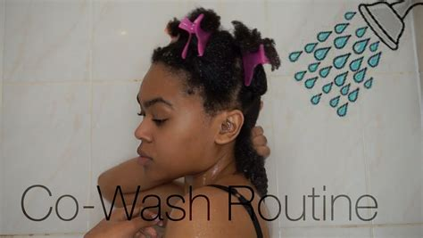 wash routine type 4 hair zig beswick youtube