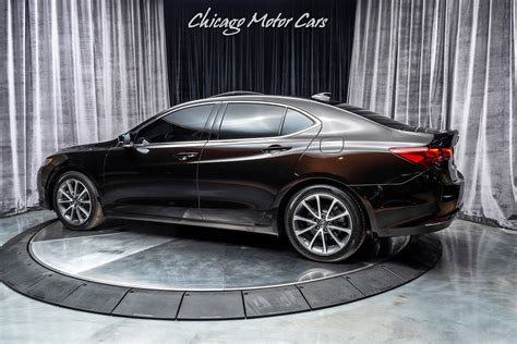 2015 acura tlx sh awd v6 technology package