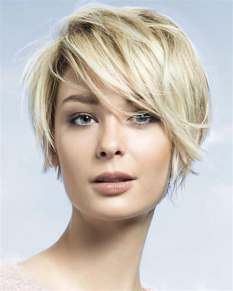 latest short haircuts women curly wavy straight hair