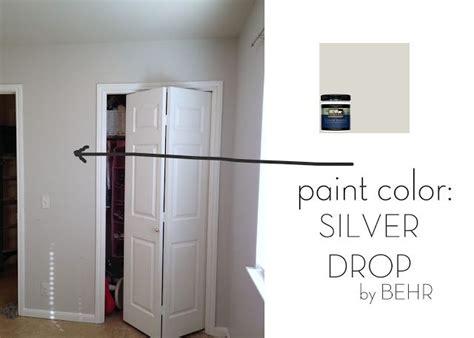 silver drop behr favorite paint color planned
