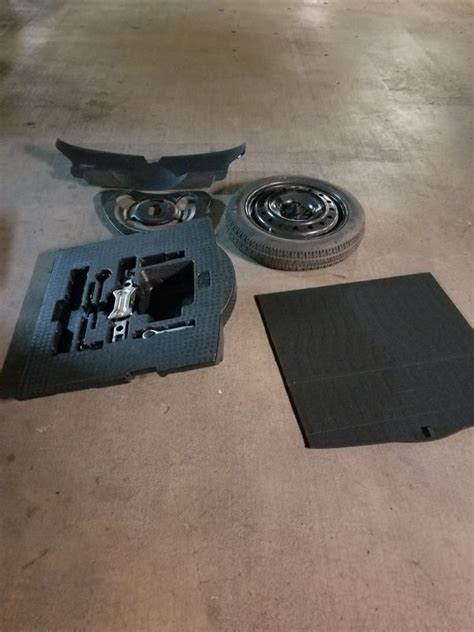 2015 2019 acura tlx spare tire kit spare