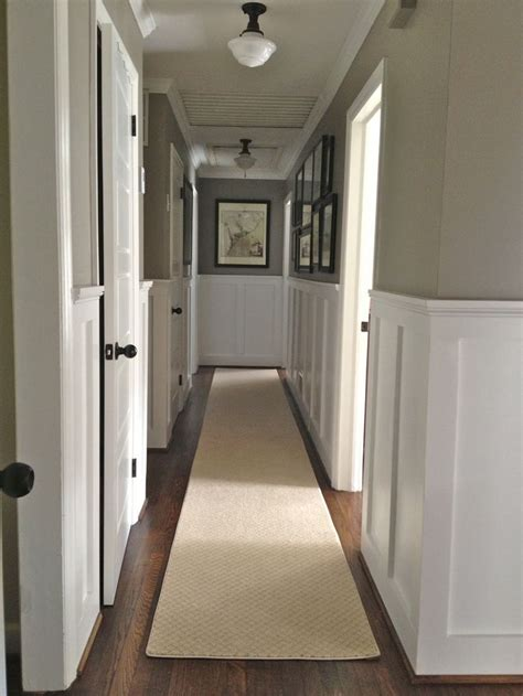 area rug home remodeling house hallway