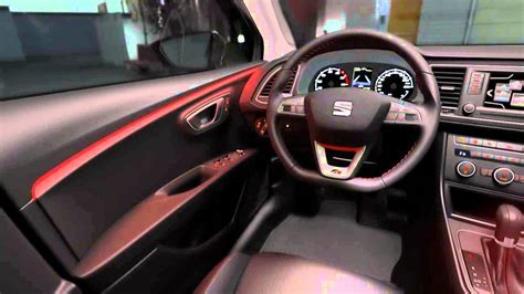 seat technology interior led ambient lights technology