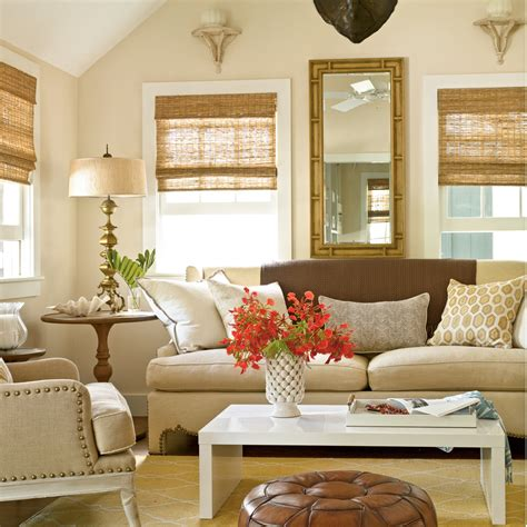 Natural Living Room Paint Colors