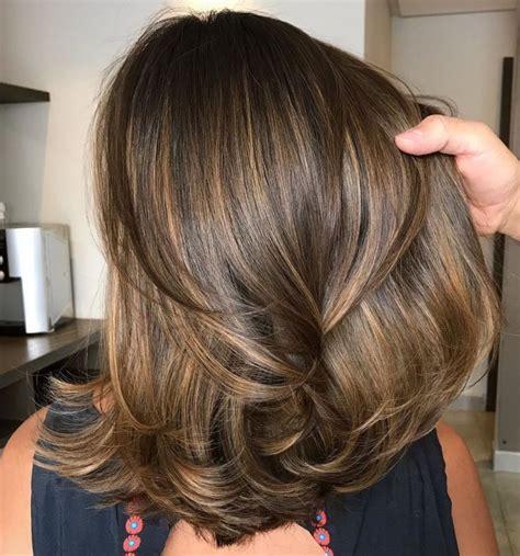 80 Sensational Medium Length Haircuts For Thick Hair.html