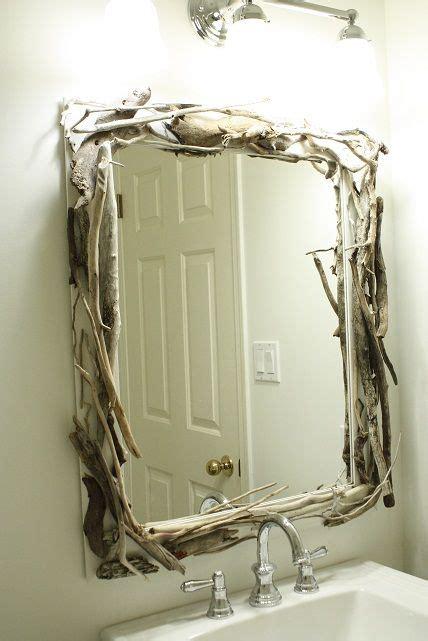 driftwood mirror frame driftwood mirror driftwood furniture driftwood