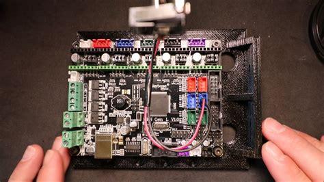 mks gen micro switch endstop youtube