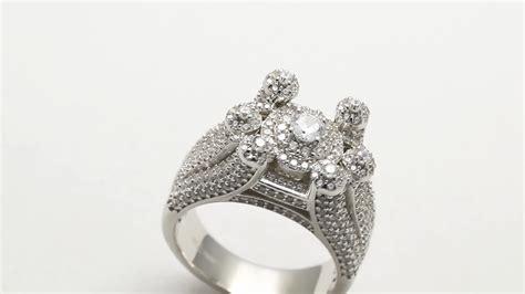 925 sterling silver wholesale factory ring diamond vietnam