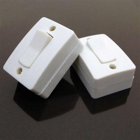 20pcs rocker plate wall switches push button switch