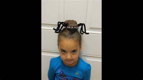halloween hairstyle bonita hair youtube
