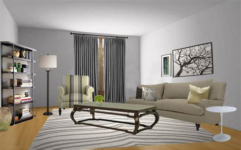 light grey walls home decor ideas living room