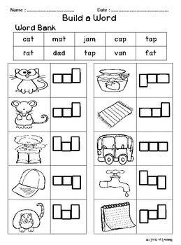 grade 1 english homework pack week 1 sorts