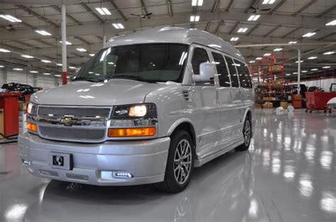 chevy conversion vans custom chevy vans