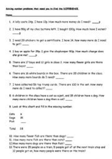english worksheets find difference worksheet year 3