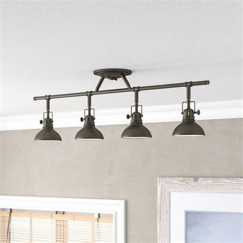 beachcrest home dollinger 4 light fixed track lighting