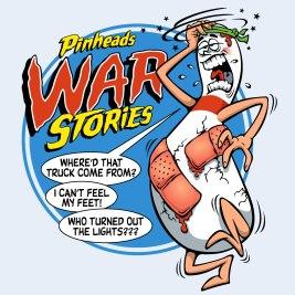 Bowling War Stories