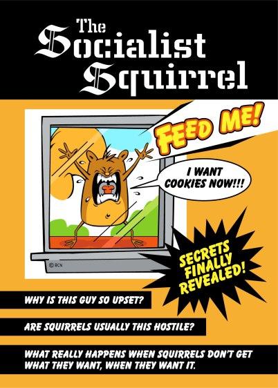 Socialist Squirrel
