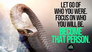 Shed Your Skin Like A Snake – Must Watch Motivational Video for 2019