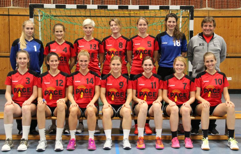 handball frauen sagen danke fur neue