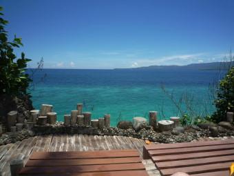 Bituon Beach Bohol Philippinen