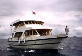 Malediven Kreuzfahrt 2002