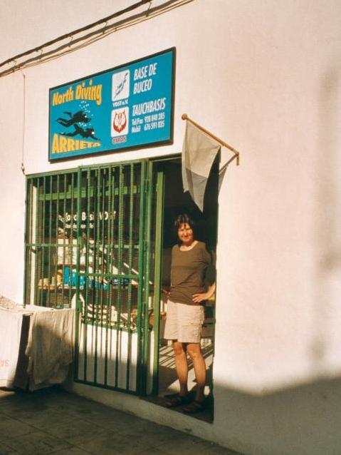 Reisebericht Lanzarote 2003