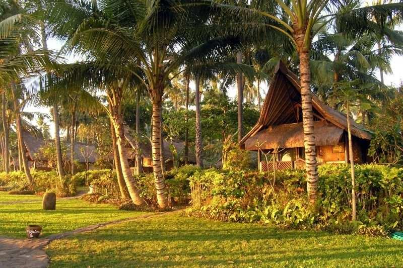 Reisebericht Alam-Anda Resort (NORD BALI) 2004