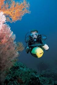 Der Seadoo Seascooter Unterwasser-Scooter Testbericht