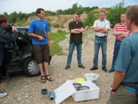Seminar Ökosystem See, Süßwasser Biologie, Am Blankenwasser