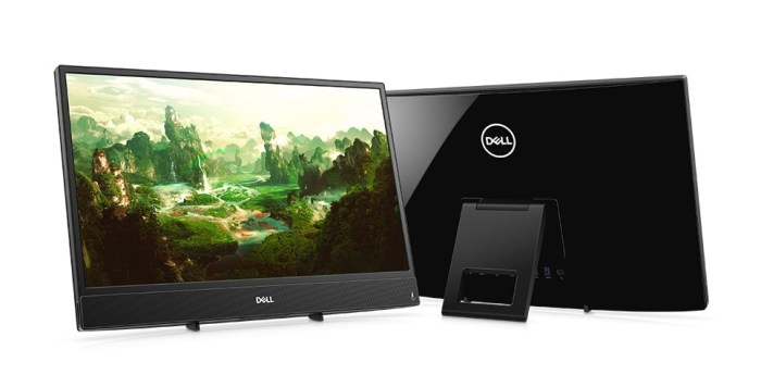 Dell Inspiron 3000 3277 All-in-One i3-7130U FHD Non-Touch