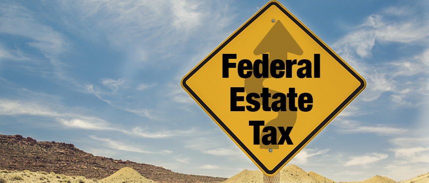 history of the federal estate tax