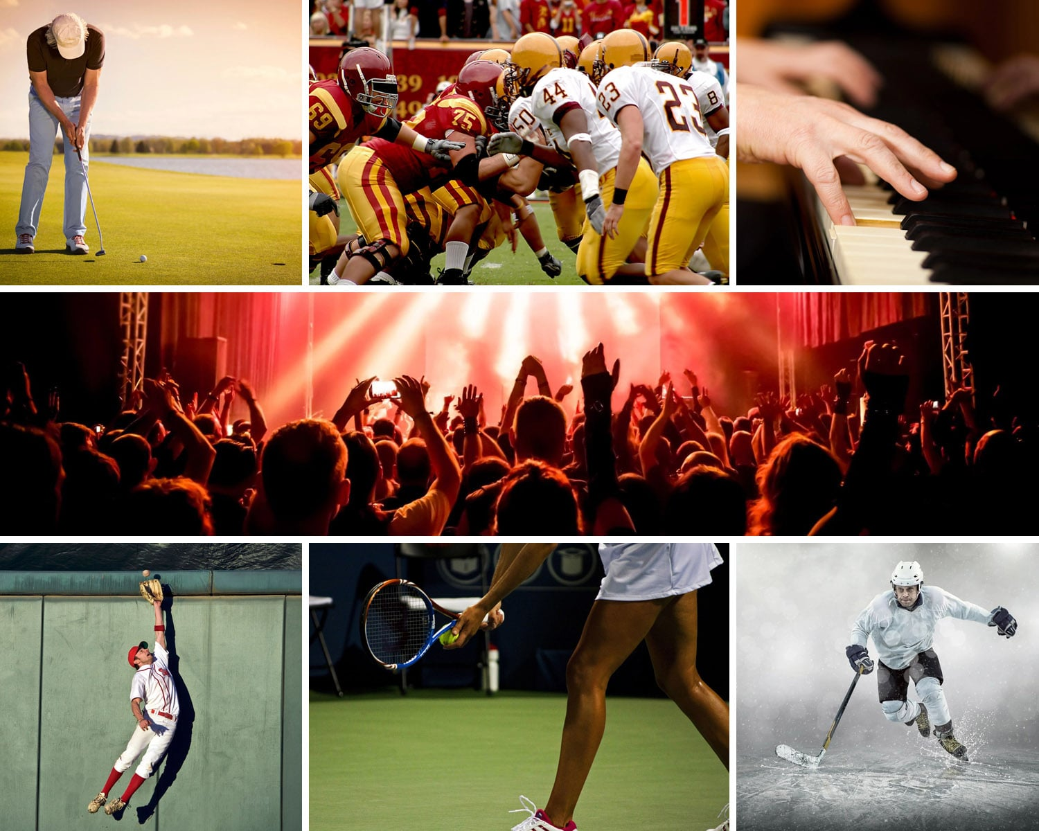Financial Planning for Athletes and Entertainers
