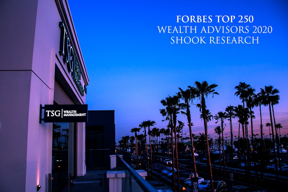 TSG Wealth Management Named to Forbes Top Wealth Advisors