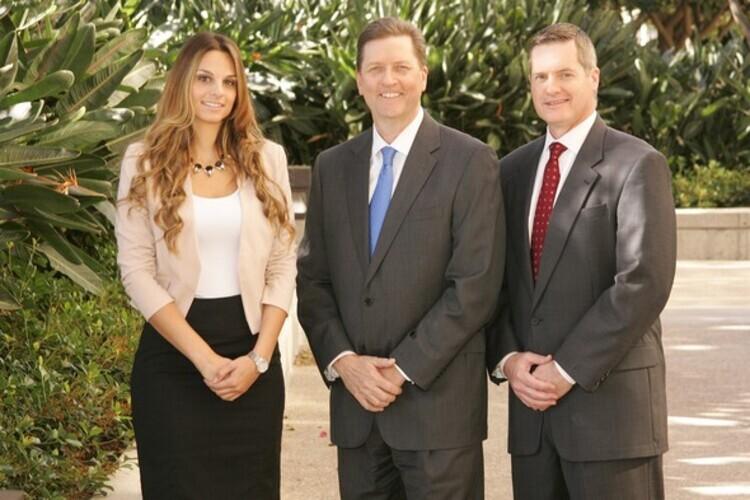 New San Diego Financial Team