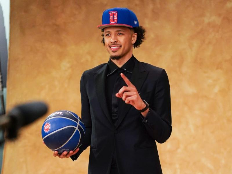 Cade Cunningham Drafted First Overall