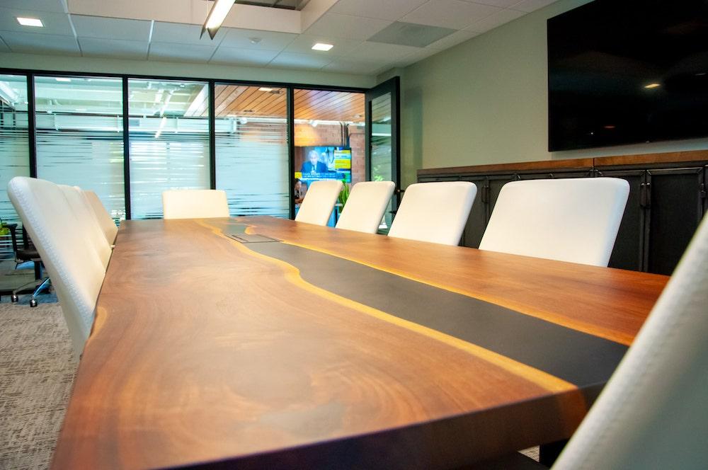 TSG Wealth Management Irvine Boardroom