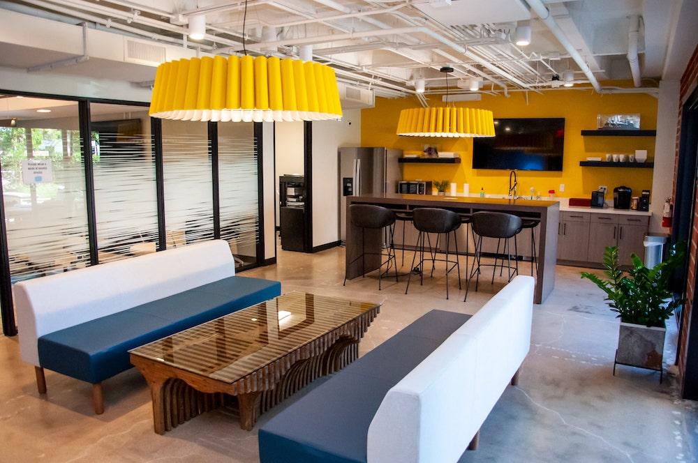 TSG Wealth Management Irvine Lounge