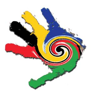 Tshega Logo hand