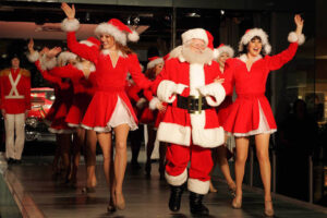 Some weird Christmas traditions will amaze you