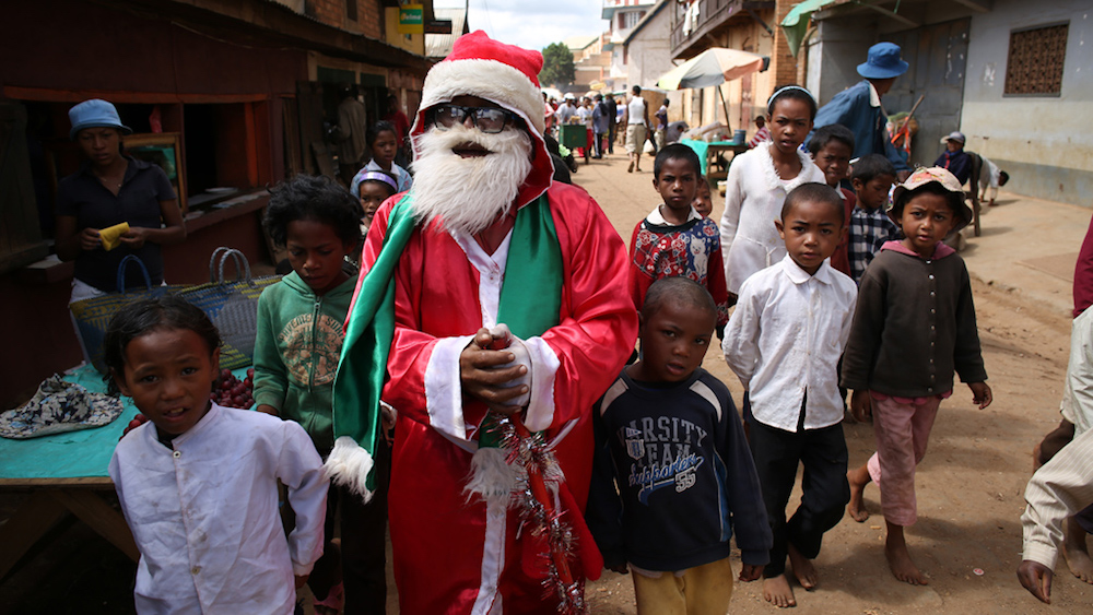 It's fun to know how Christmas is celebrated in Ghana