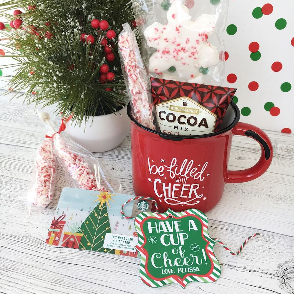 DIY Christmas gifts bring you great moments