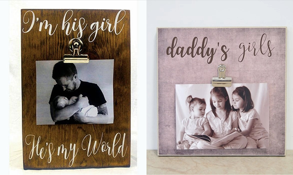 Daddys-Girl-Photo-Frame-Great-father-day-gift-ideas