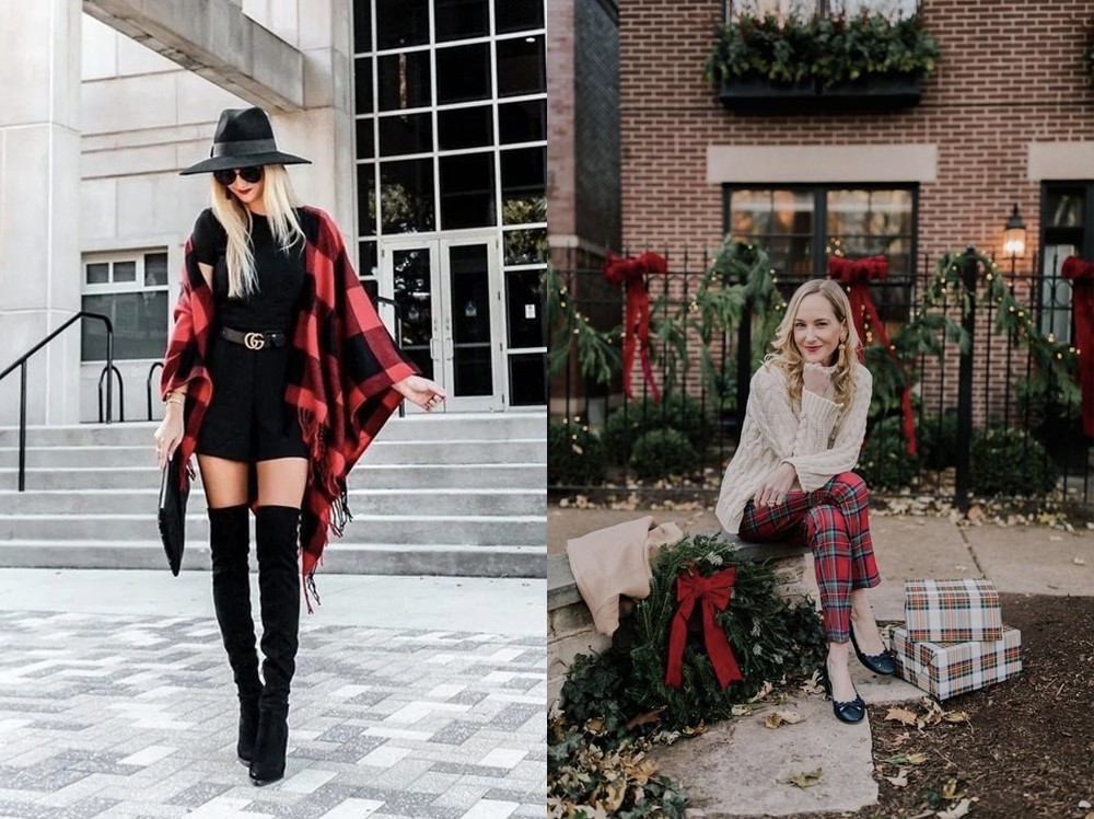 Plaid-Christmas-outfits-are-really-a-great-way-to-get-you-in-the-holiday-mood