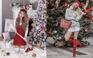 Let's prepare the most beautiful Christmas outfits for the holiday