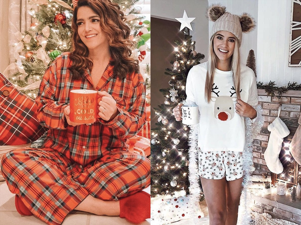 Christmas outfits help you to lift the holiday spirit