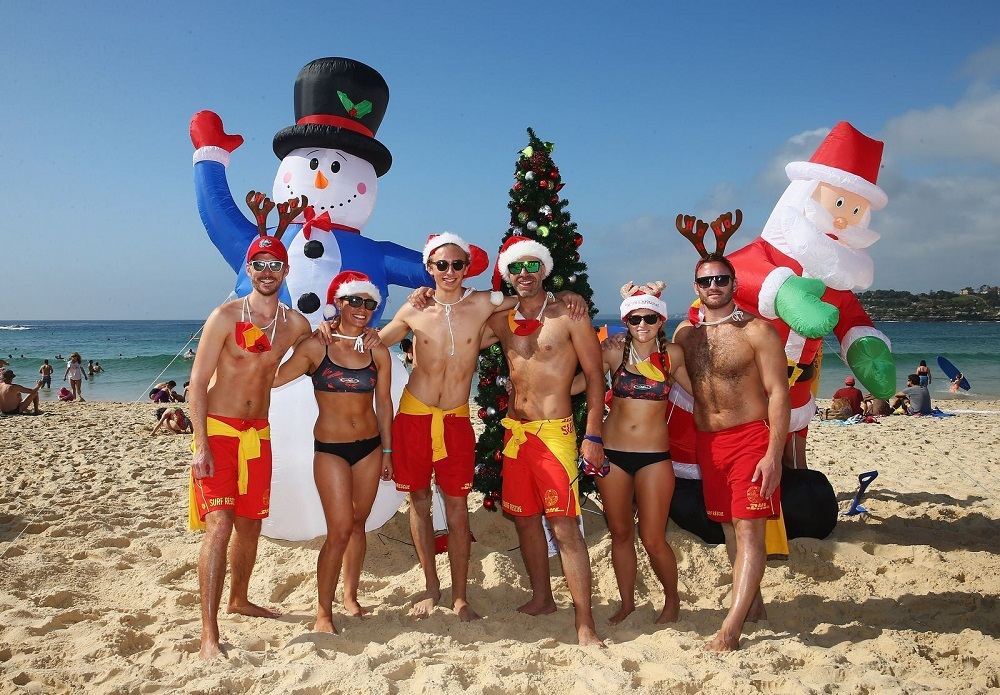 Why Christmas is celebrated in summer in Australia?
