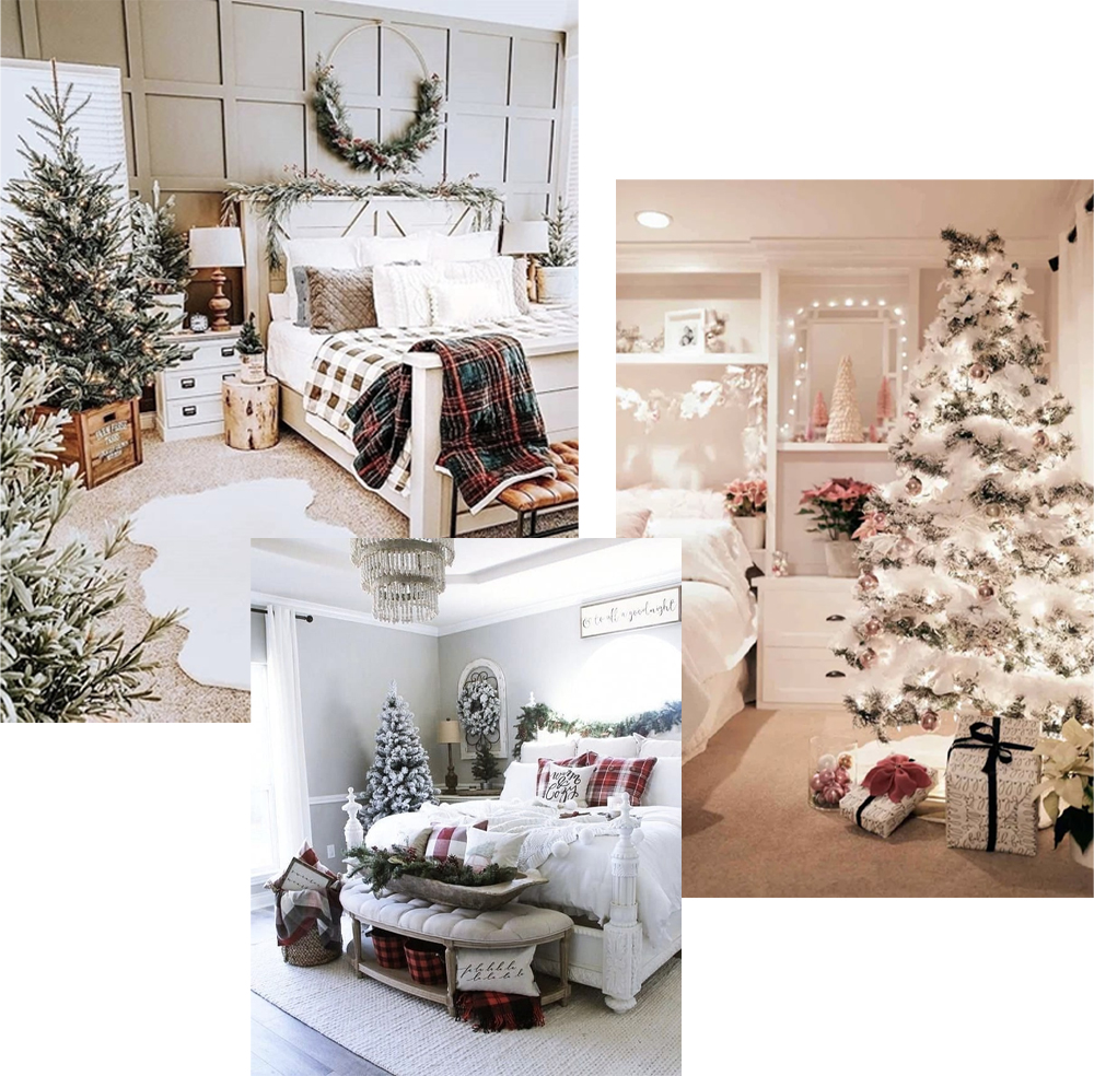 Do you need some gorgeous Christmas room decoration ideas?.